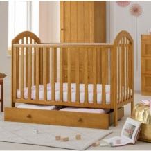 Купить кроватка mothercare marlow 120×60 см, цвет: натуральный mothercare 2513162