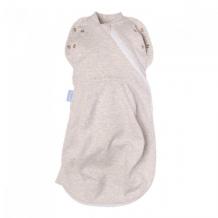 Купить спальный конверт gro company cosy grosnug 2в1 утепленный уютный меланж