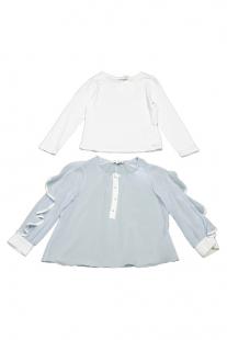 Купить комплект: блуза и футболка chloe ( размер: 158 14лет ), 9162156