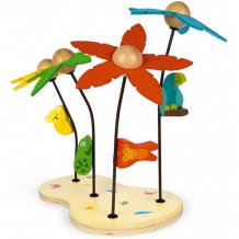 Купить сортер janod тропический остров учу цвета j05322