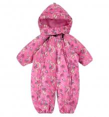 Купить комбинезон lappi kids levi, цвет: розовый ( id 6280015 )