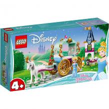Купить конструктор lego disney princess 41159: карета золушки ( id 9167601 )