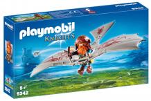 Купить конструктор playmobil гномы: гном флаер 9342pm
