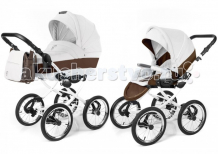 Купить коляска esspero grand classic 2 в 1 шасси white 422502022