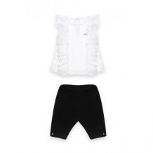 Купить rbc костюм 2-ка для девочки (блузка без рукавов и капри) мл472502 мл472502