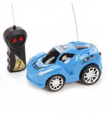 Купить машинка на радиоуправлении наша игрушка цвет: голубой 15 см ( id 10350608 )