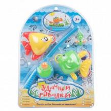 Купить игровой набор tongde удачной рыбалки желто-зеленый ( id 10890200 )