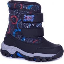 Купить утепленные ботинки kapika 9526869