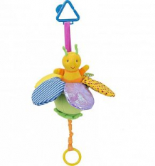 Мягкая игрушка Leader Kids Пчелка на цветке 27 см ( ID 139009 )