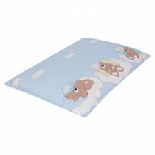 Купить зайка моя подушка мишки на подушках 40 х 60 см, цвет: голубой ( id 12204514 )