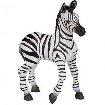 Купить игровая фигурка papo детеныш зебры ( id 12337993 )