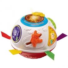 Купить вращающийся и обучающий разноцветный мяч vtech ( id 8529654 )
