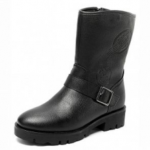 Купить ботинки keddo, цвет: черный ( id 12011290 )