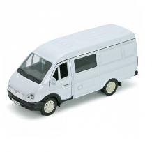 Купить welly 42387b велли модель машины 1:34-39 газель фургон с окном