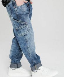 Купить джинсы для мальчиков в стиле workwear