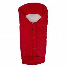 Купить конверт в коляску sweet baby nuvola, цвет: красный ( id 12029740 )
