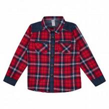 Купить рубашка fun time, цвет: красный ( id 10870013 )