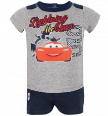 Комплект футболка/шорты Sun City 80891, цвет: серый ( ID 2693993 )