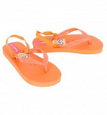 Купить шлепанцы forio, цвет: оранжевый ( id 8689171 )