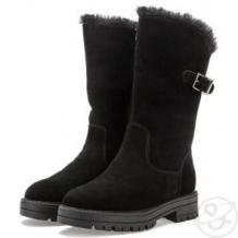 Купить ботинки keddo, цвет: черный ( id 12014224 )