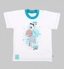 Купить футболка mm dadak рок звезда, цвет: белый ( id 8165125 )