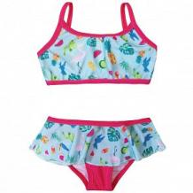 Купить купальник лиф/плавки котмаркот лазурный берег, цвет: розовый ( id 12644302 )
