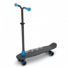 Купить трехколесный самокат chillafish скейтборд skatie skootie 2 в 1 164300