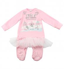 Купить комбинезон newborn новый год, цвет: розовый ( id 10167159 )