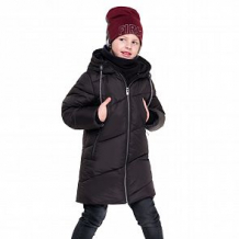 Купить пальто boom by orby, цвет: черный ( id 11116574 )
