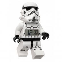 Купить часы lego будильник star wars минифигура stormtrooper 7001019