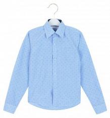 Купить рубашка rodeng, цвет: голубой ( id 9400255 )
