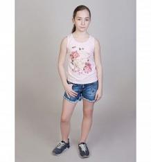 Купить майка luminoso фламинго, цвет: розовый ( id 10340504 )
