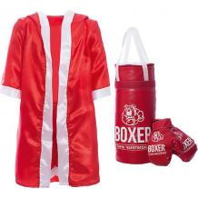 """Купить игровой набор для бокса """"боксер №3"""", в подарочной упаковке, 50 см ( id 7684118 )"""