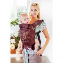 Купить рюкзак-кенгуру slingme эргономичный мотылёк премиум 008-006
