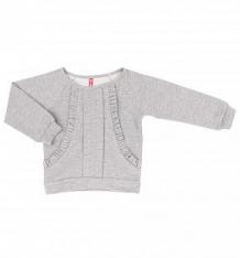 Купить джемпер kiki kids girl, цвет: серый ( id 9591174 )