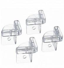 Купить уголки safety 1st защитные для столешницы, цвет: прозрачный ( id 564550 )