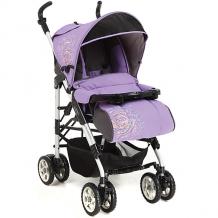 Купить коляска-трость capella s-321, фиолетовый ( id 4778511 )