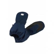 Купить варежки reima nouto, синий mothercare 997132337