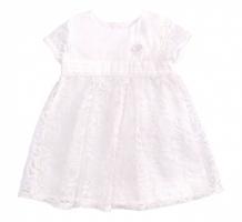Купить bembi платье крестильное для девочки пл255 1425502033