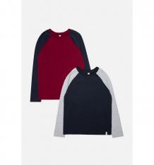 Купить комплект джемпер 2 шт concept club, цвет: красный/синий ( id 9728115 )