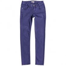 Купить джинсы прямые детские roxy thejoyyoubring deep cobalt фиолетовый ( id 1200548 )