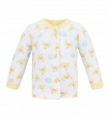 Купить джемпер чудесные одежки 540145, цвет: белый/голубой ( id 5779285 )