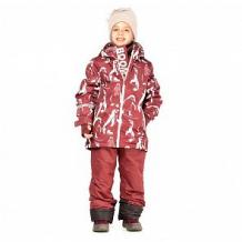 Купить комплект куртка/брюки boom by orby, цвет: бордовый ( id 11631310 )