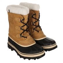 Купить сапоги зимние детские sorel youth caribou an buff бежевый,черный ( id 1164880 )