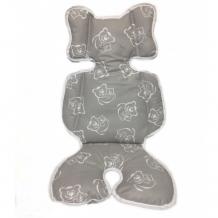 Купить capina двухсторонний универсальный матрасик медведи b100161