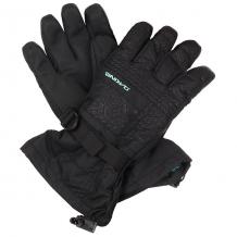 Купить перчатки сноубордические женские dakine capri glove tory черный 1190200