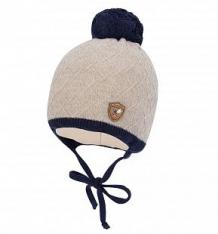 Купить шапка jamiks, цвет: бежевый ( id 6741492 )