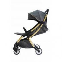 Купить прогулочная коляска ryan prime light gold special edition, rich gray, серый ryan 997099630