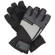 Купить перчатки сноубордические dakine titan short carbon черный,серый 1190188