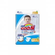 Купить goon подгузники m (6-11 кг) 64 шт. 753133/853622